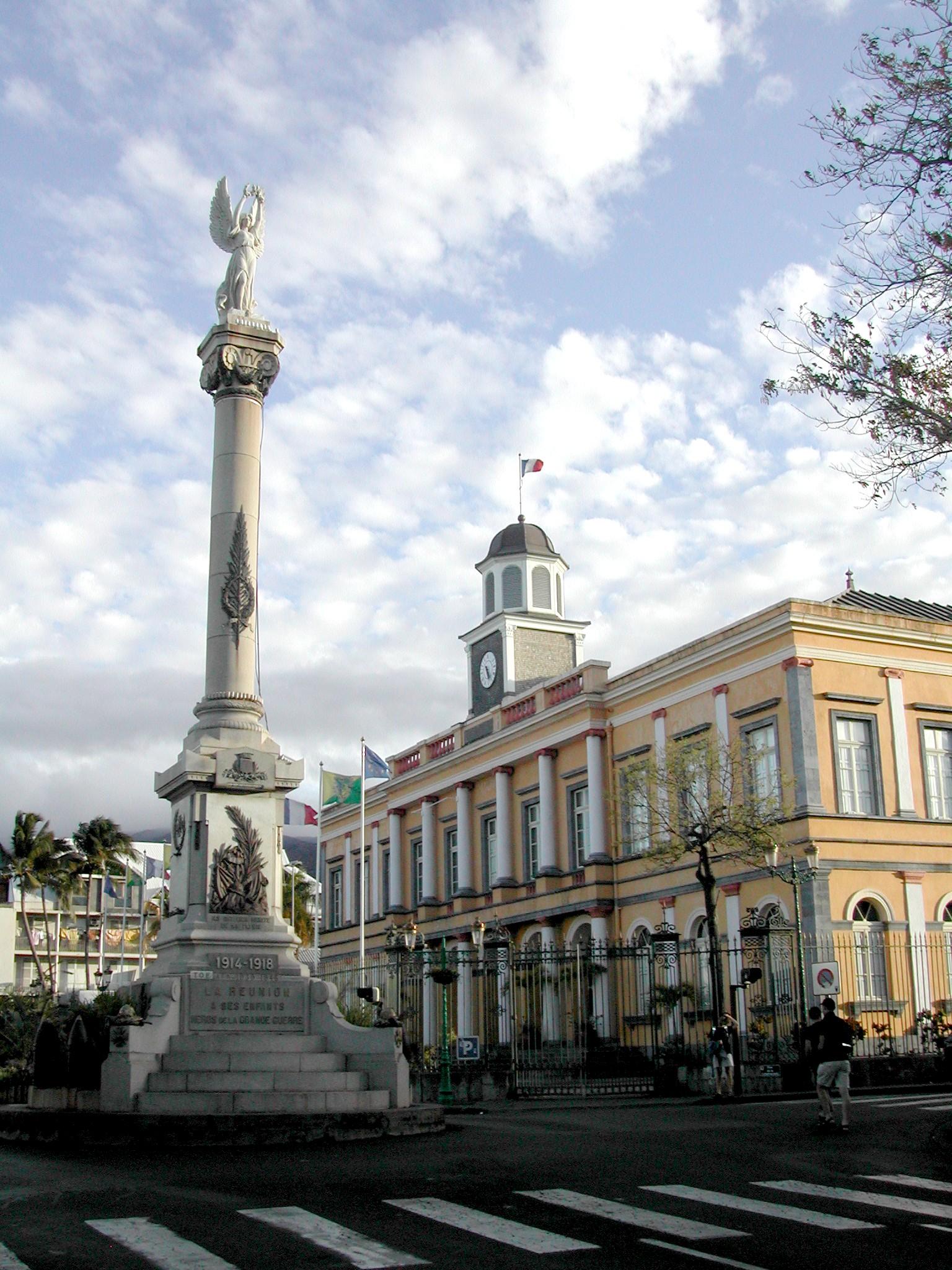 Mairie Saint Denis