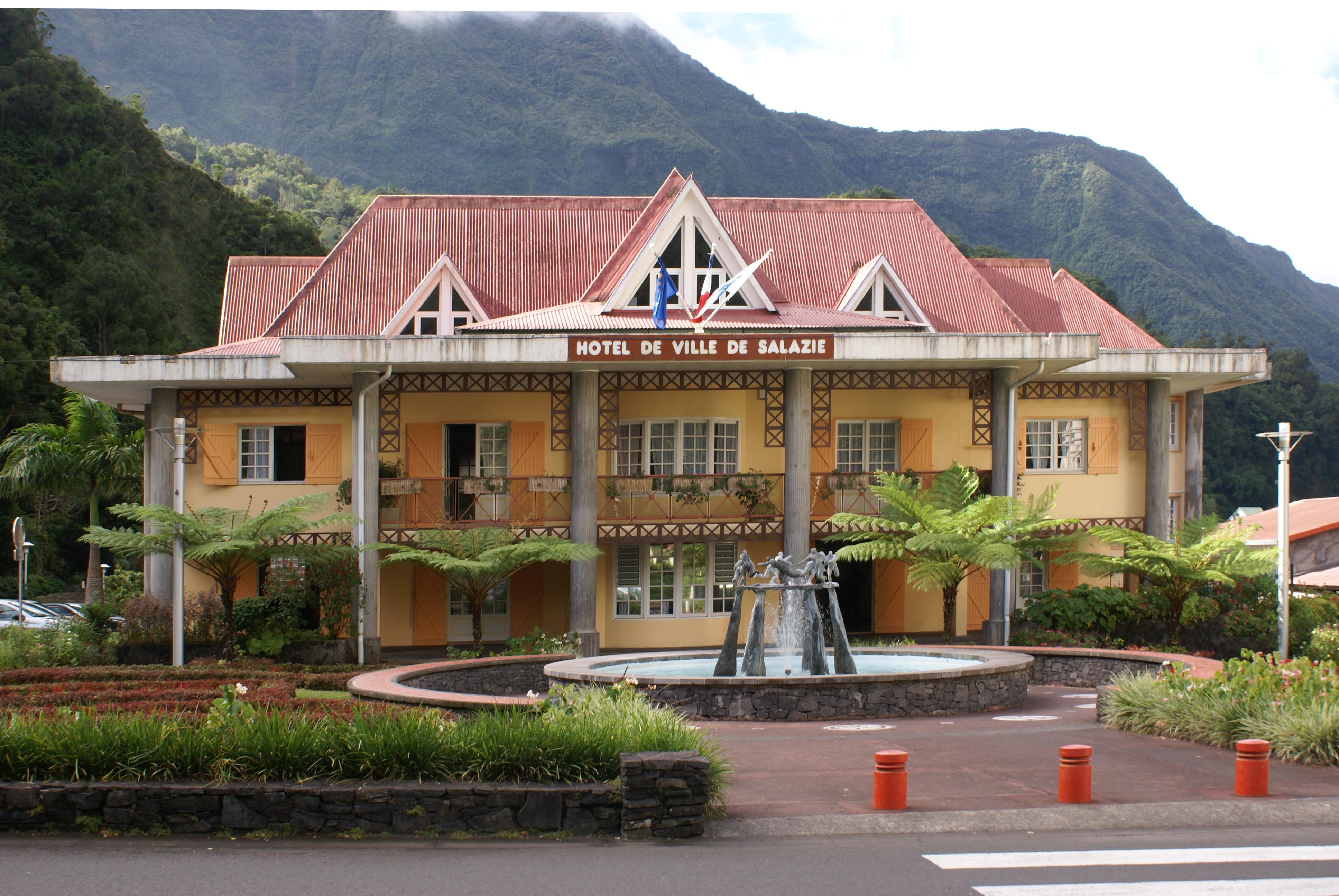 Réunion Salazie Townhall