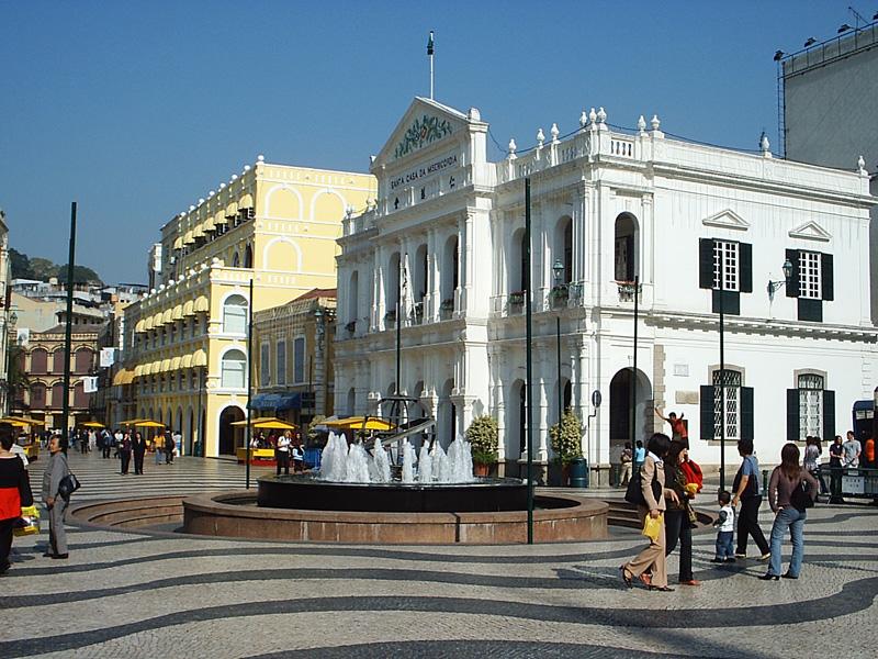 Centre of Makau