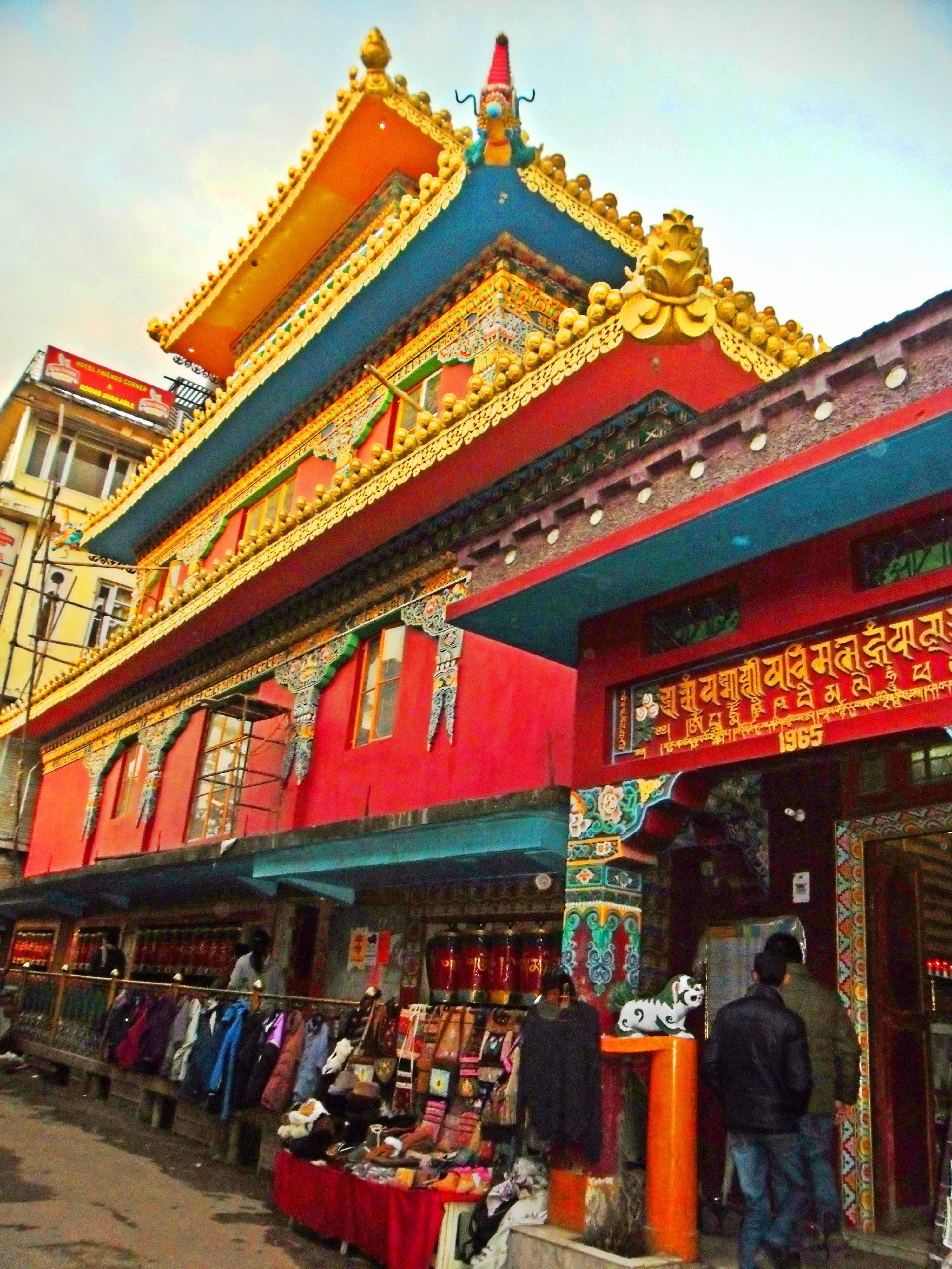 Kalachakra Temple