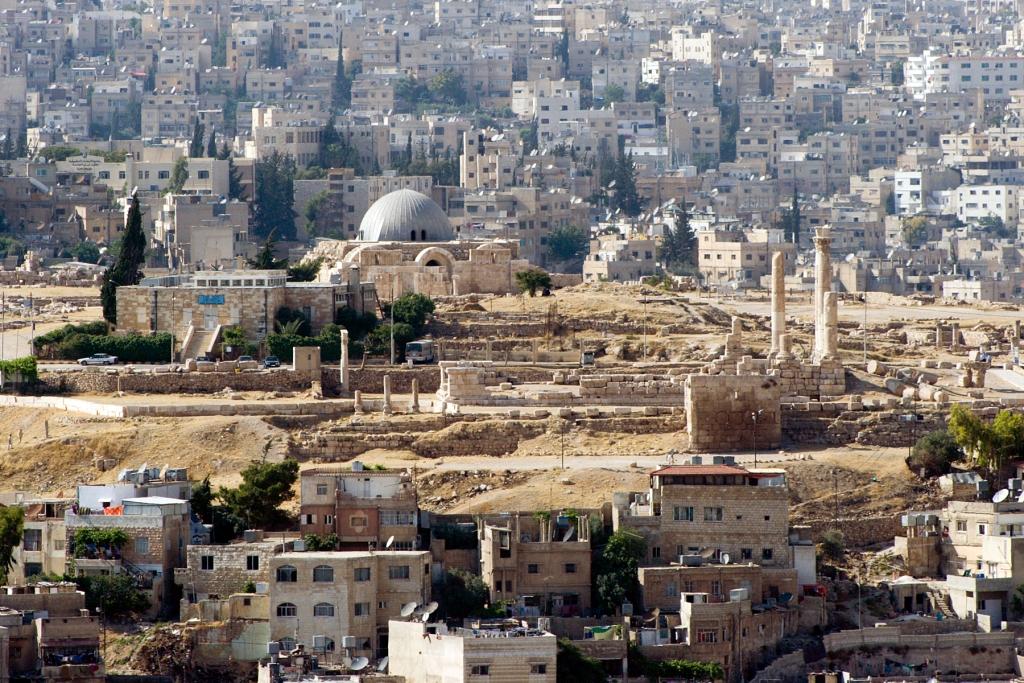 Citadel, Amman