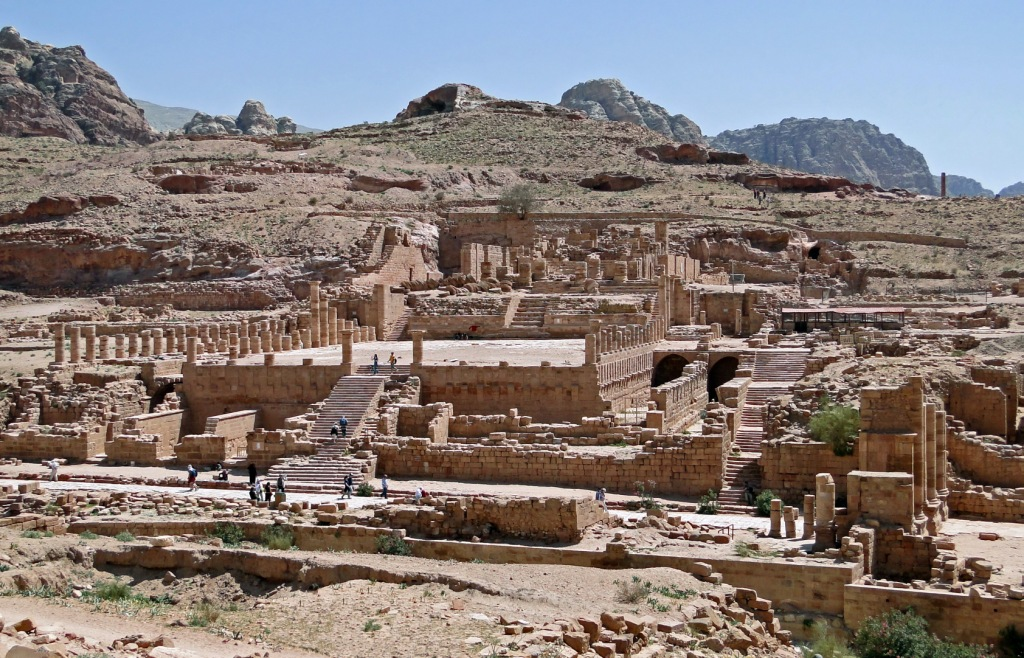 Great Temple of Petra