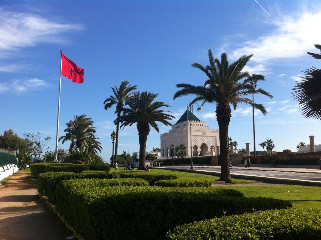 Mausoleum of Mohammed V, Rabat - Casablanca