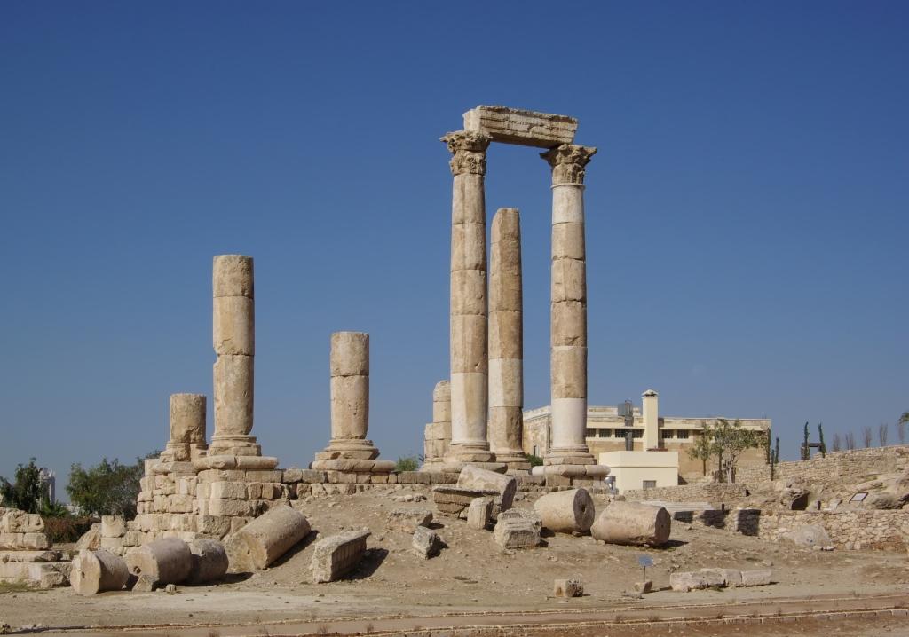 Temple of Hercules, Amman